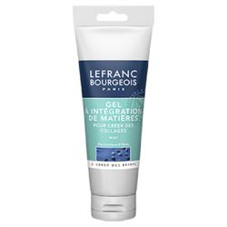 Lefranc & Bourgeois - Material Integration Gel - Matte - 120ml