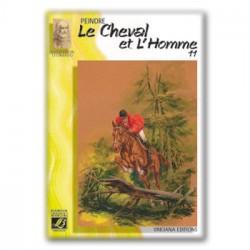Lefranc & Bourgeois - 11 - Le Cheval et l'Homme - Collection Léonardo - Album d'Étude