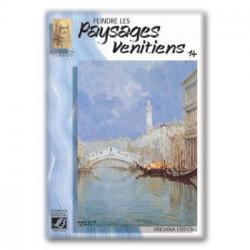 Lefranc & Bourgeois - 14 - Les Paysages Venitiens - Collection Léonardo - Album d'Étude