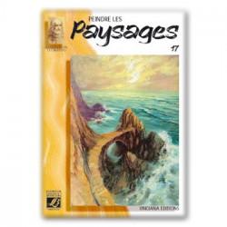 Lefranc & Bourgeois - 17 - Les Paysages - Collection Léonardo - Album d'Étude