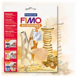 STAEDTLER - Accessoire FIMO® - Métal en Feuilles