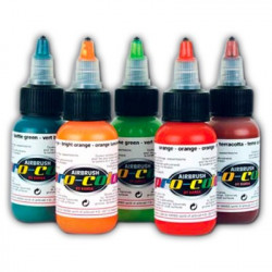HANSA - Pro-Color - Peinture Acrylique pour Aérographie - 30ml