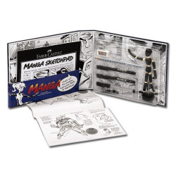 Faber-Castell - Kit Complet de Dessin Manga