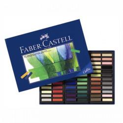 Faber-Castell - Creative Studio - Boîte de 72 Demi-Pastels Tendres