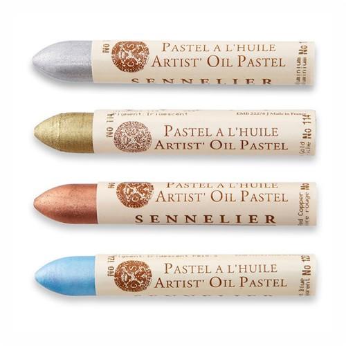 Sennelier Oil Pastel Iridescent Pastel