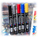 Oil-Based Markers