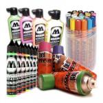Bombes & Marqueurs Peinture