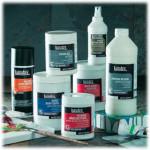 Mediums, Varnishes & Glues