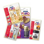 Finitions, Colles & Vernis (FIMO®)