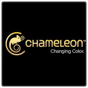 Chameleon Art
