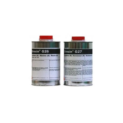 2 Kg de produit RESINE POLYURETHANE BIRESIN G26