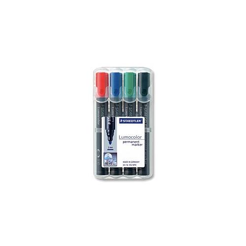 Staedtler Lumocolor Permanent Bullet Tip Marker Pens 352 SINGLES OR PACKS OF 10