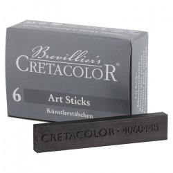 CRETACOLOR - Graphite Sticks - 7x14 mm - 4B