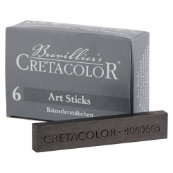 CRETACOLOR - Graphite Sticks - 7x14 mm - 6B