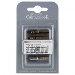CRETACOLOR - Calligraphy Nib Set