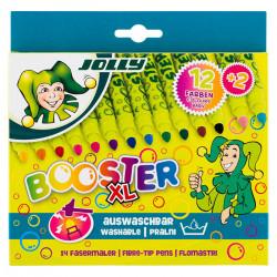JOLLY - 14 Booster XL - Fibre-Tip Pens - Thick Felt