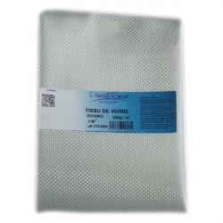Pascal Rosier - Tissu de Verre - 2m2