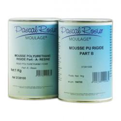 Pascal Rosier - Mousse Polyuréthane Rigide - Kit 2kg