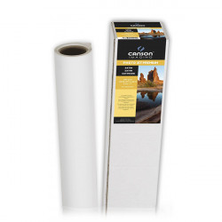 Canson® - Imaging Photo Paper - PhotoJet Premium - Glossy - Roll of 0.914 x 3M - 190 gsm