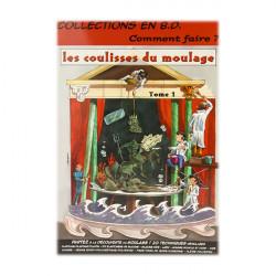 Esprit Composite - Livre - BD - Les Coulisses du Moulage - Tome 1
