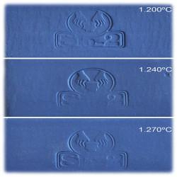 SIO-2 - Porcelaine Bleue - Argile - 1200-1240°C - UPSALA - 5Kg