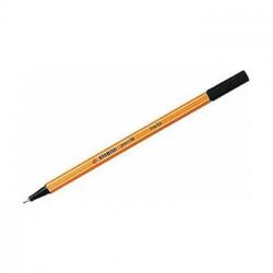 Feutre Fin POINT 88 [STABILO - 0.4mm - BLACK - FINE]