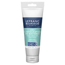 Lefranc & Bourgeois - Gel à Intégration de Matières - Brillant - 120ml