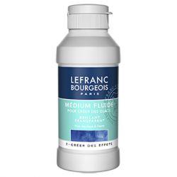 Lefranc & Bourgeois - Acrylic Additive - Fluid Medium - Gloss - 120ml