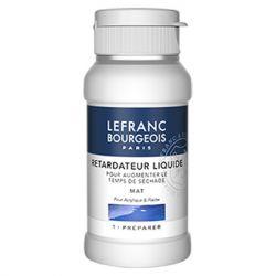 Lefranc & Bourgeois - Acrylic Additive - Retarder Medium - Bottle of 120ml