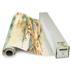Hahnemühle - Rouleau Mixed Media / Aquarelle / Peinture - 1,25 x 10M - Bamboo Mixed Media - 265 g/m²