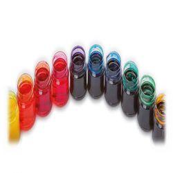 O'Color - Encre à Dessiner - Lot de 10 Encres de 60ml