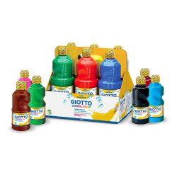 GIOTTO - School Paint - Gouache - 500ml Bottle