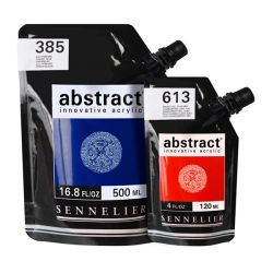 SENNELIER - Abstract - Acrylic Paint - Heavy-Body - Multi-Media - 500ml