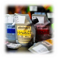 SENNELIER - Abstract Matt - Acrylic Paint - Soft-Body - Multi-Media - 500ml