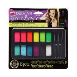 Kit Maquillage - TULIP - NEON