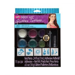 Kit Maquillage Paillettes - TULIP - VIBRANT