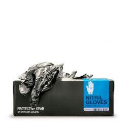 MONTANA - Gants Nitrile - L (100) - MTN - Nitrilo - Noir