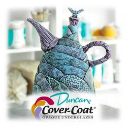 Duncan - Cover-Coat® - Engobes Opaques - 473ml