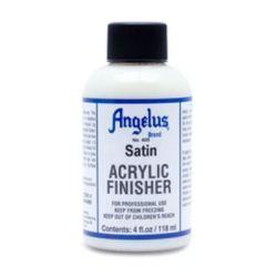 Peinture Cuir Angelus - 4OZ - SATIN ACRYLIC FINISHER
