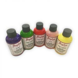 Angelus - Leather Paint - 4OZ - Classic Colors