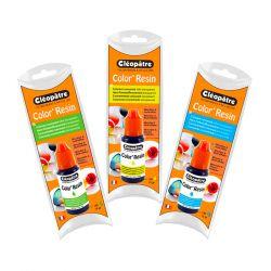 Colorant pour Résine - 15gr - Cléopâtre - Color'Résine - Rouge Color'Resin 15 gr Red
