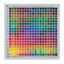 Guide COLOR MIX 11.5x11.5 -