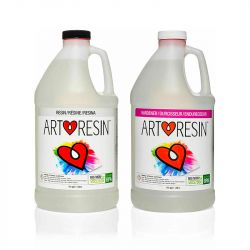 ArtResin - Epoxy Resin - Gallon Studio Kit - 3,78L - 1G