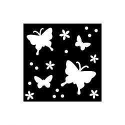 ARTEMIO - Flying Punch - Butterfly Background