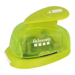 ARTEMIO - Perforatrice à Levier - XS - Biberon - 1.5cm