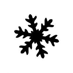 ARTEMIO - Lever Punch - M - Snowflake '3' - 3.8cm