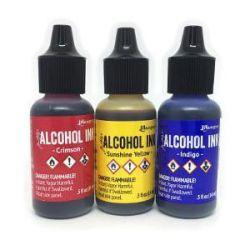 Ranger Ink - Tim Holtz® - Adirondack - Encre à Alcool - 14ml - Couleurs