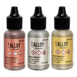 Ranger Ink - Tim Holtz® - Alloys Foundry - 0.5oz - 14ml