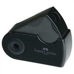 Faber-Castell - 1 Trou - Noir - Taille-Crayon - SLEEVE Mini