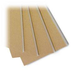 Creat'AIRPLAC - Carton Mousse - Kraft - 70x100cm - 5mm